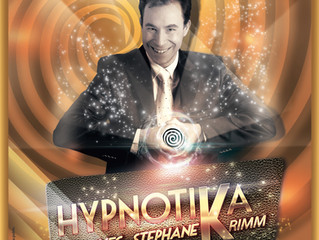 Spectacle HYPNOTIKA le 14 Avril 2018 20h30 à Saverne