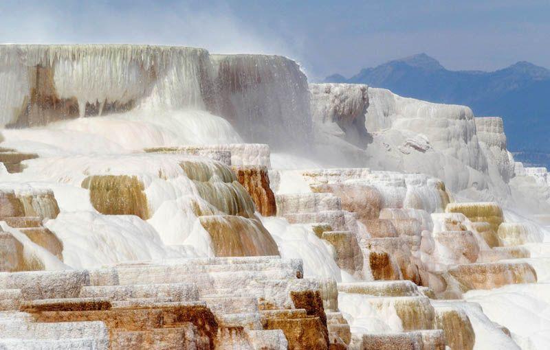 マンモス温泉