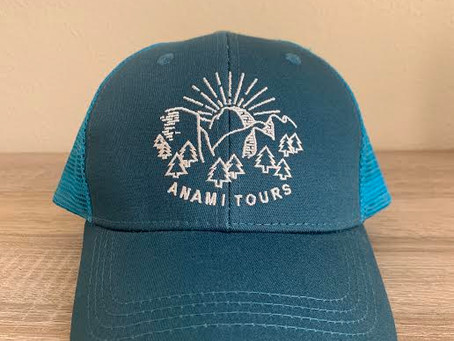 New ANAMI TOURS CAPS!