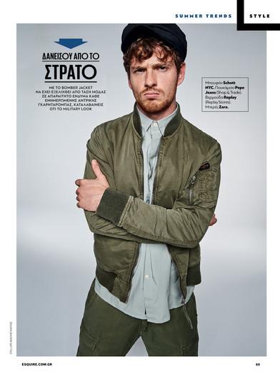 Esquire Magazine Greece_STYLE AUGUST. -