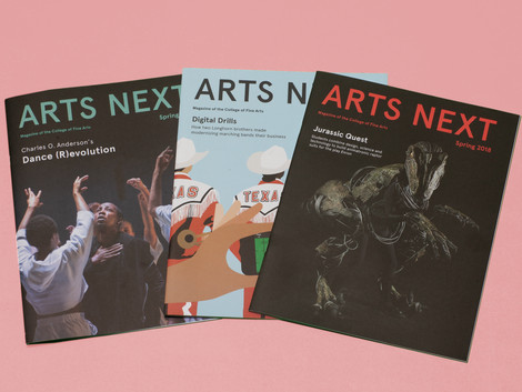ArtsNext Magazine