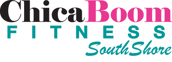ChicaBoom SouthShore Logo