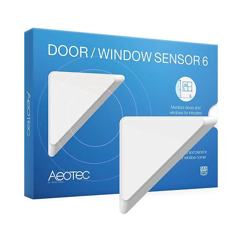 Aeotec door window sensor 6 hvit