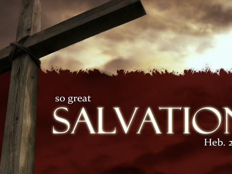 Christians can lose their salvation? part 1
