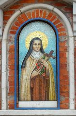 St. Therese as a response to Martin Luther
