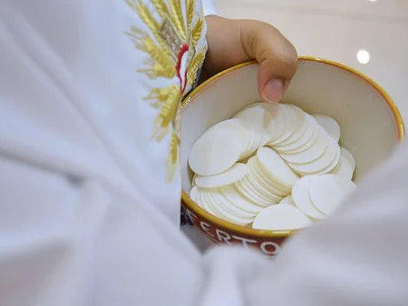 The Eucharistic Miracle of Lanciano, Italy