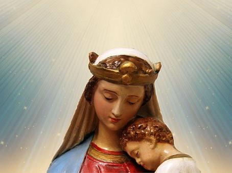 Honoring Mary is Biblical - Gabriel and Elizabeth