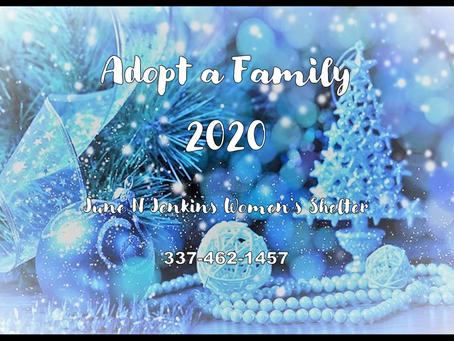 Adopt a Family 2020