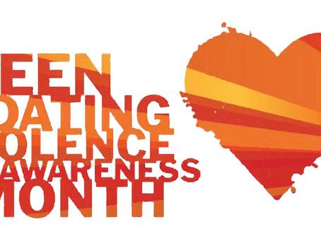 Teen Dating Violence Awareness Month!