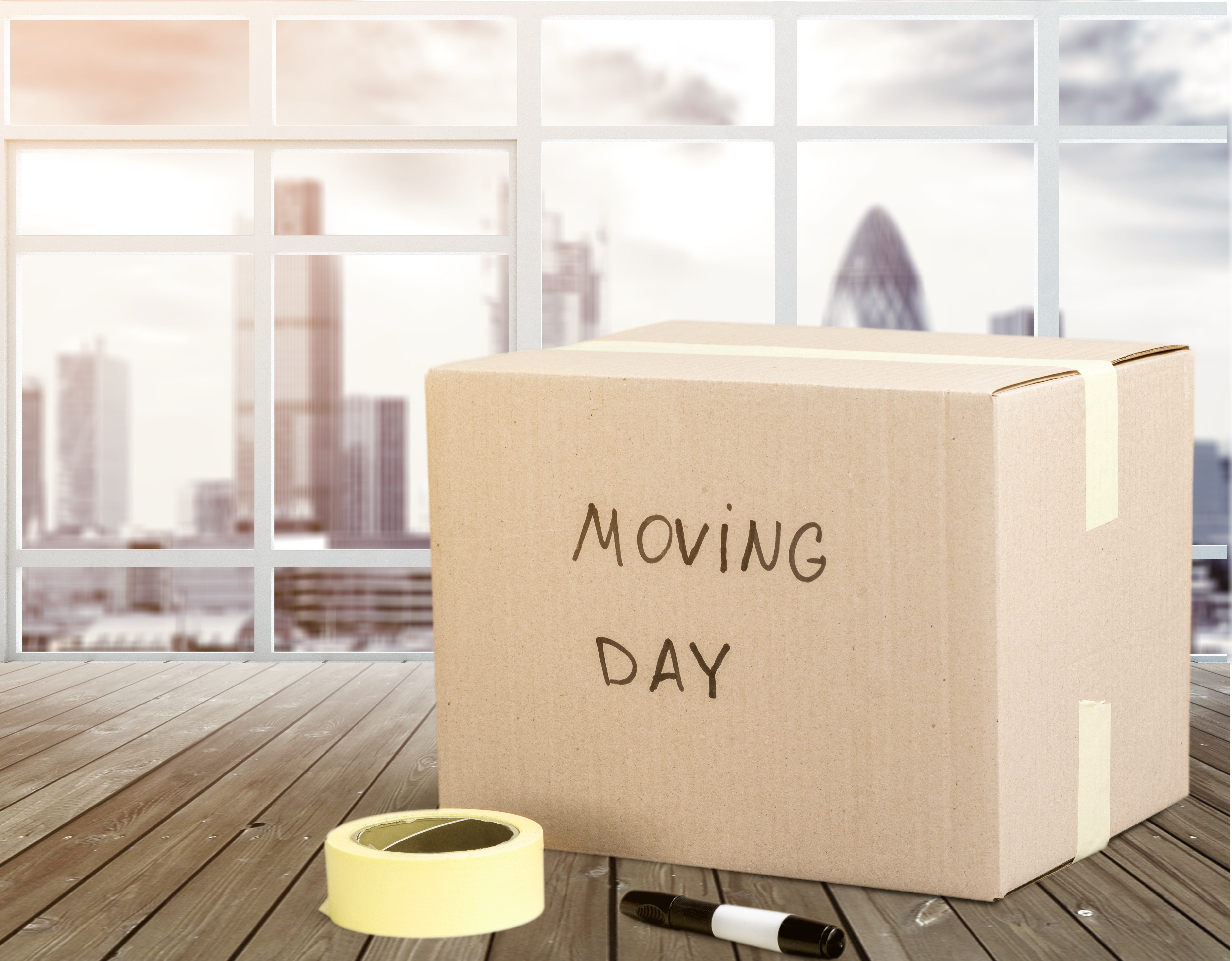 Booking Your Move
