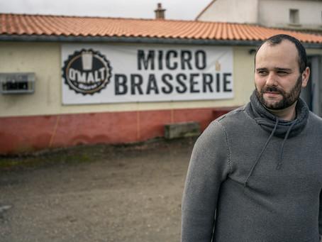 Podcast avec Sylvain - Microbrasseur