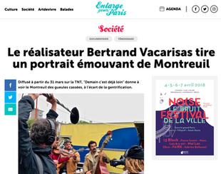Article Enlarge Your Paris