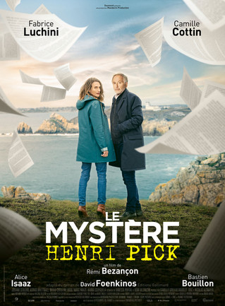 "Making-of du film ""Le Mystère Henri Pick"""