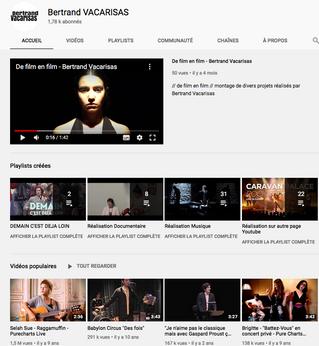 2 000 000 vues sur Youtube