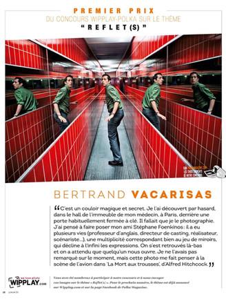 Publication dans Polka Magazine