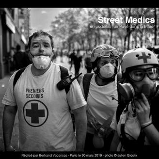 Podcast - Street Medics