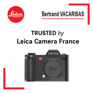 TRUSTED by LEICA CAMERA FRANCE