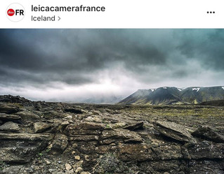 Instagram Leica Caméra France