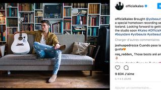 Sur l'instagram YSL Beauty & Kaleo