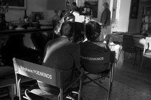 Photographe de plateau sur le nouveau film des frères Foenkinos