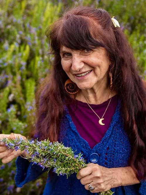 Keynote: Plant Allies and Backyard Friends... Touch the Soul | Rosemary Gladstar