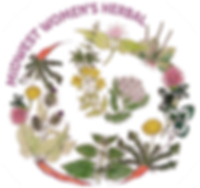 Midwest Women's Herbal Conference Logo - Herbalism, Wise Women, Permaculture