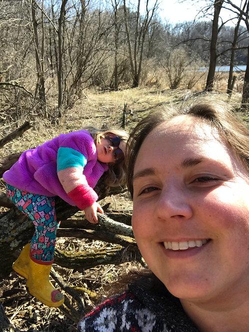 Mommy & Me Plant Walk | Genevieve Needham