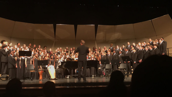 Fall Concert: A Journey of Emotions