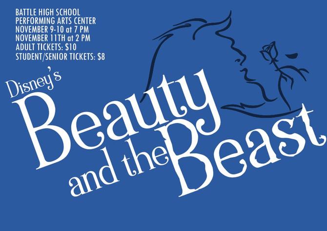 Beauty & the Beast Performances