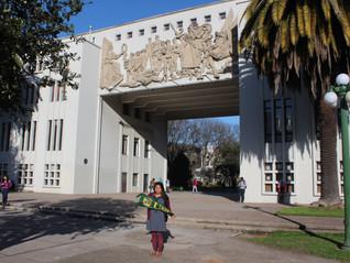 Marisol González Aguilar, apoyo de movilidad para cursar un semestre en la Universidad de Concepción