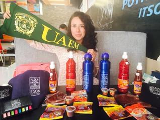 Iliana Ariadna Alcántara Vallejo, apoyo de movilidad para cursar un semestre en el Instituto Tecnoló
