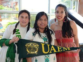 Ana Patricia Chávez Dolores, apoyo de movilidad para cursar un semestre en la Universidad Austral de