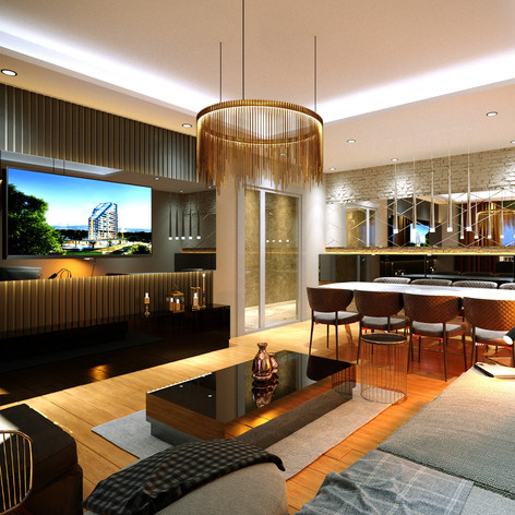 Kent Tower 3+1 Salon