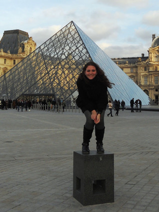 Domi em Paris