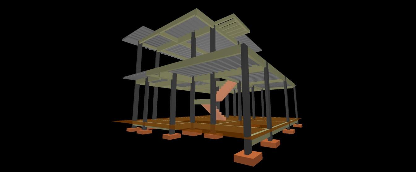 Estrutura_3D_Sobrado_Governador_Edson_Lo