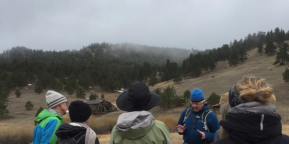 POSTPONED - History Hike at Eldorado Canyon State Park