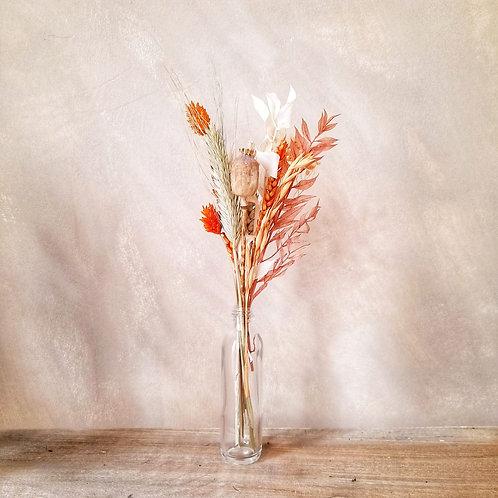 Mini flower box pastel / orange