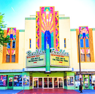 Boulder Theater - Ongoing assessment and rehabilitation; Ownership (1976), easements, late 1980s to early 1990s
