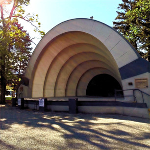 Glen Huntington Bandshell and the Atrium Building - Ongoing Advocacy