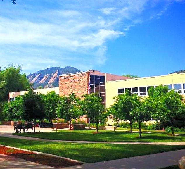 Boulder Municipal Building