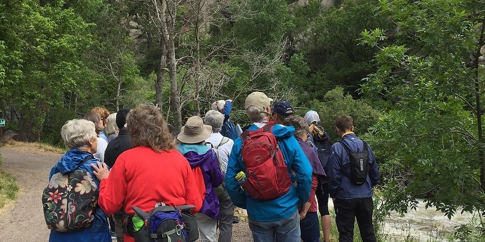 POSTPONED - History Hike at Marshall Mesa Trail