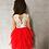 Thumbnail: Holly Berry Ruffle Dress