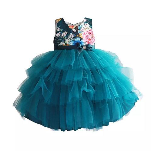 Emilie Floral Dress