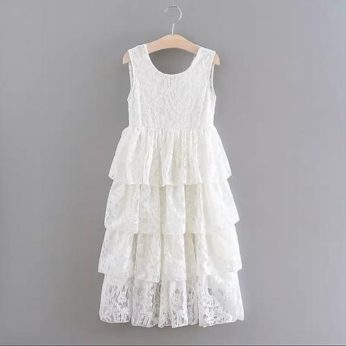 The Brigitte Lace Dress