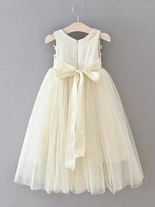 Rachel Lace & Tulle Gown