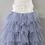 Thumbnail: GREY Alpenglow Ruffle Dress  - Ankle Length