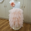 Thumbnail: PINK Alpenglow Ruffle Dress - Ankle  Length