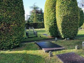 Oude begraafplaats Olst: Een bezienswaardigheid