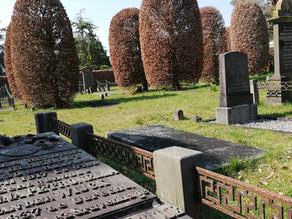 Historie Oude begraafplaats Olst