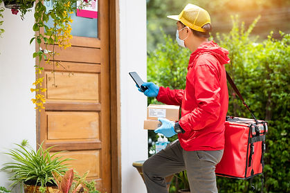 delivery-man-wearing-blue-gloves-red-jac